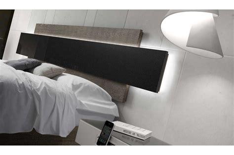 tete de lit bureau pin tête de lit moderne 180 cm on