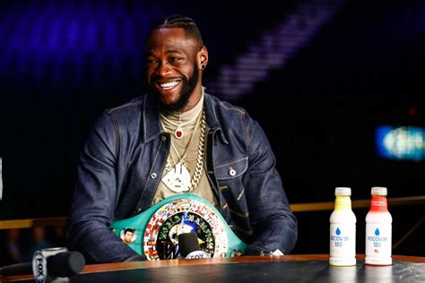 Deontay Wilder Hopes To Get 'Public' Praise From Mike ...