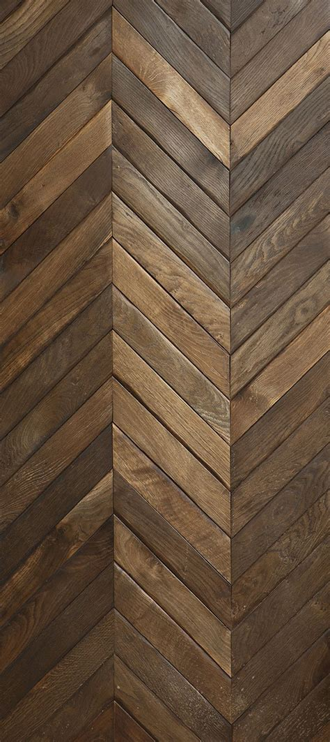 chevron wood pattern reclaimed oak in large chevron pattern floored 2159