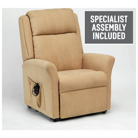 reclining cing chairs argos buy riser recliner chair with dual motor biscuit