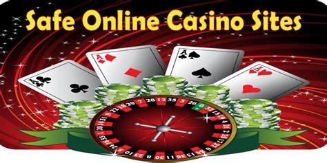 Safe Online Casino Sites  100% Safe & Secure Casino Sites