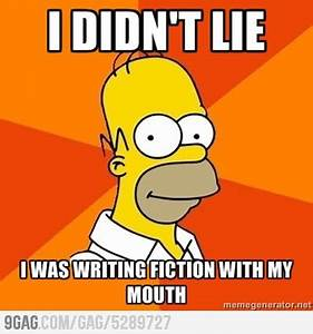 Homer Simpson Q... Doh Care Quotes