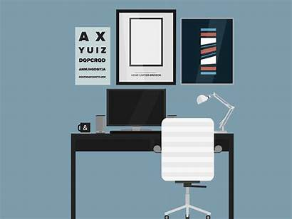 Workspace Animated Dribbble статьи источник
