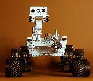 Curiosity Mars Rover « Beatty Robotics