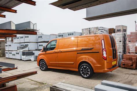 ford transit custom van dimensions capacity payload