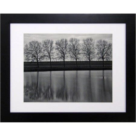 frame matted to 16x20 better homes and gardens black picture frame 16 quot x 20