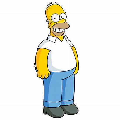 Homer Simpson Draw Drawing Easy Pants He