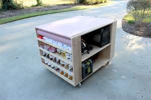 Portable Workbench Plans Free