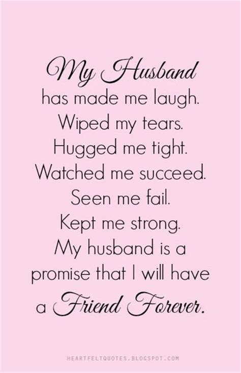 I My Husband Quotes My Husband My Friend Forever Heartfelt And Quotes