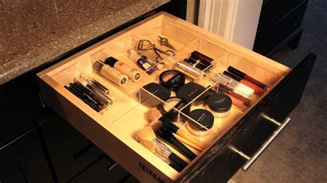 makeup drawer organizer organize my drawer custom acrylic drawer organizers