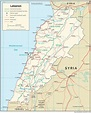 Lebanon — Central Intelligence Agency