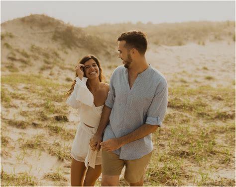 Sunrise Couples Session Virginia Beach Va