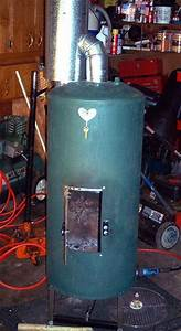 91 Best Waste Motor Oil Drip Heater Bertha Made From An Old Empty Upright Propane Cylinder