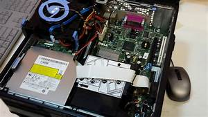 How To Fix Dell Optiplex 745 Battery Voltage Low Press F1