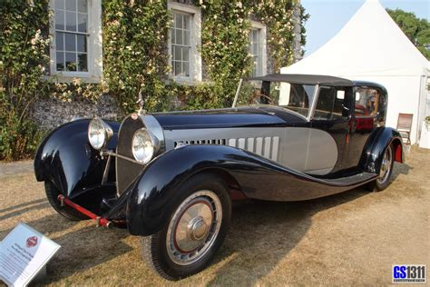 It was the car that ettore bugatti hoped to sell it to the european royal families. 1929 Bugatti Type 41 Royale 'Henri Binder Coupé de Ville' | Flickr