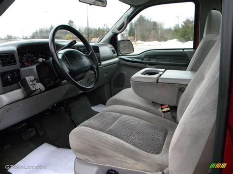 ford supercar interior medium graphite interior 2001 ford f350 super duty xlt