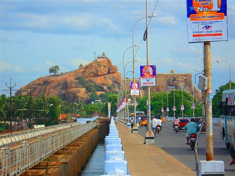 tiruchirapalli india indian cities  green growth