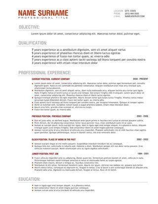 Australian Cv Templates by Professional Resume Templates Australia Free Resume