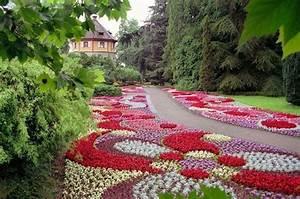 Jardin Dessin Couleur : 1001 conseils et mod les pour cr er une parterre de fleurs ~ Melissatoandfro.com Idées de Décoration