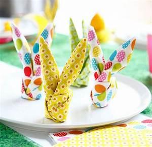 Pliage Serviette Lapin Simple : 1000 ideas about pliage de serviette fleur on pinterest pliage serviette papier facile ~ Melissatoandfro.com Idées de Décoration