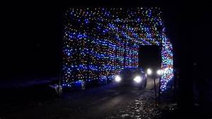 gift of lights100 foot christmas light tunnel ottawa ont With outdoor string lights ottawa