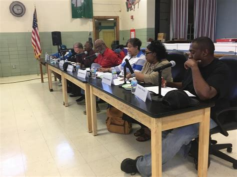 benton harbor school board meet deadline set expire deal