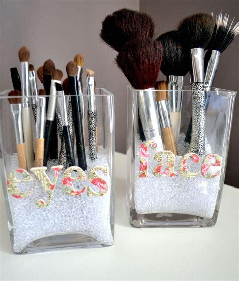 diy rangement make up id 233 es diy 224 faire soi m 234 me pour ranger make up
