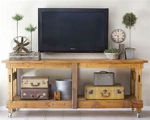 Ana white jilly and mia workbench console diy projects