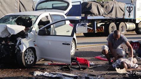 TRAGEDY! Five People Dead, 36 Injured In Ogun Auto ...