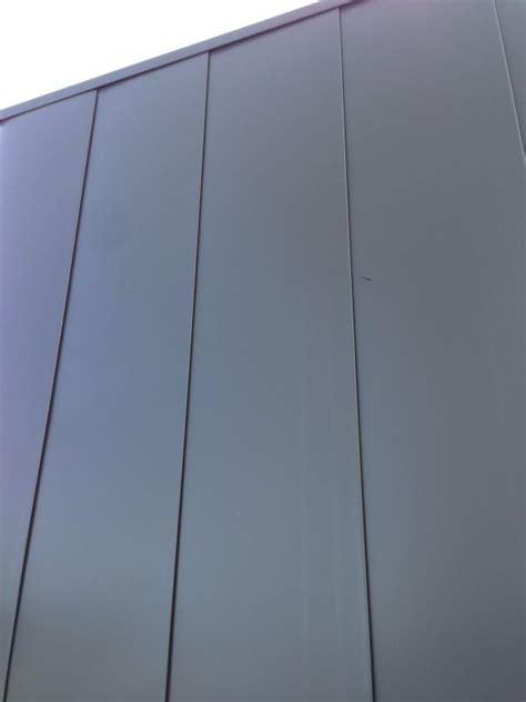 matte black aluminium cladding architecture