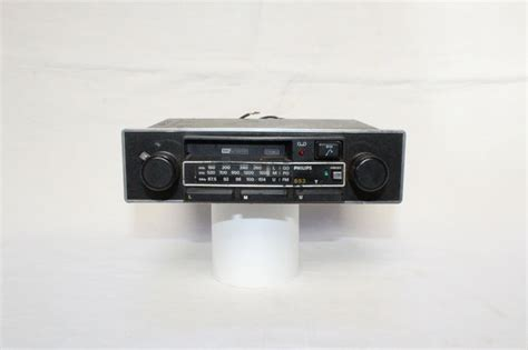 Philips Car Radio Cassette