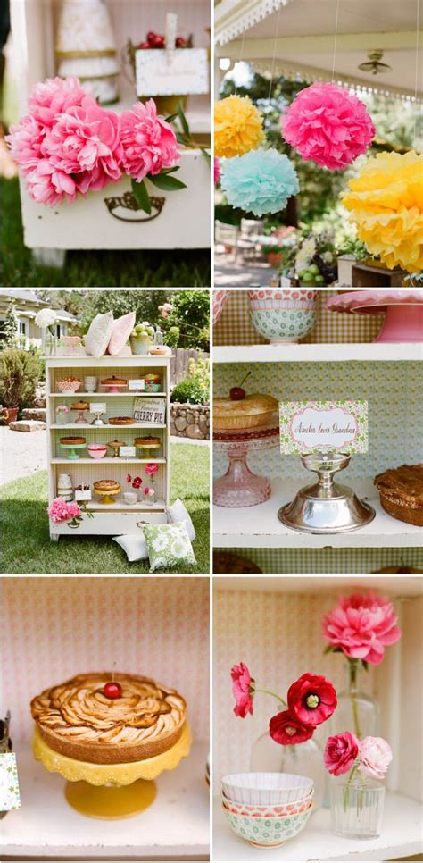 used shabby chic wedding decor bookshelf used as dessert display wedding dessert table pinterest pastries wedding and