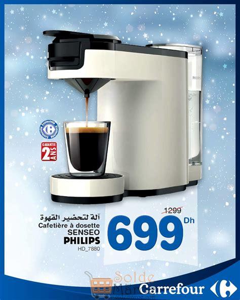 Promo Cafetiere Senseo Promo Carrefour Maroc Cafeti 232 Re 224 Dosette Senseo Philips 699dhs