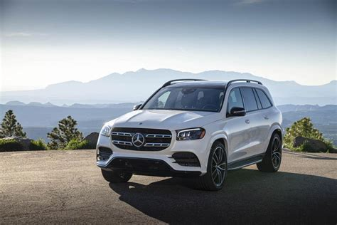 Jan 3, 2020 vehicle type. 2020 Mercedes-Benz GLS 580 4MATIC Test Drive And Review: Peak Luxury SUV