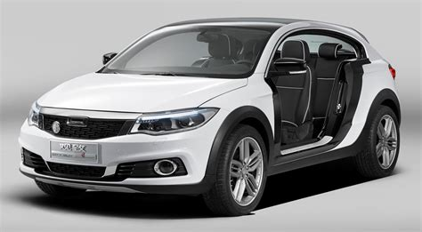 Qoros 3 City Suv 16t Makes Debut In Guangzhou Image 290078
