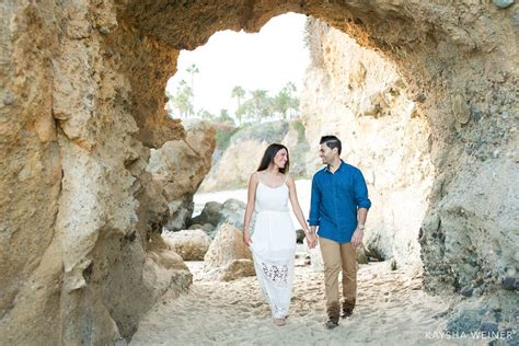 Montage Laguna Beach Engagement Shoot