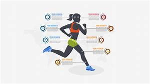 women sport infographic prezi presentation creatoz With sports infographics templates