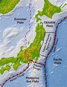 Japan U0026 39 S Tectonic Setting  Illustrating The Three