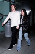 Camila Cabello Matthew Hussey Night Out Hollywood