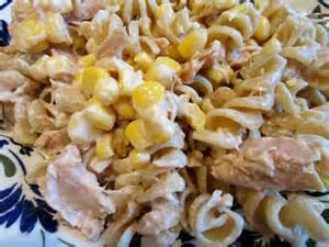 Tuna and Pasta Salad Recipes with Mayo