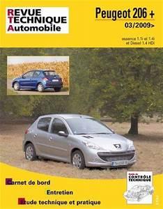 Peugeot 206 Essence : revue technique peugeot 206 essence 1 1 1 4 et diesel 1 4 hdi rta b735 ~ Medecine-chirurgie-esthetiques.com Avis de Voitures