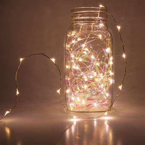 novelty lights  warm white led fairy light string