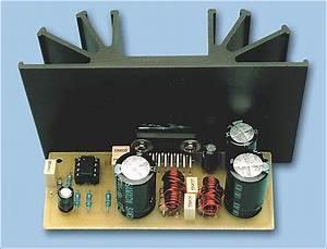 36 Watt Audio Power Amplifier Using Tda1562q Circuit