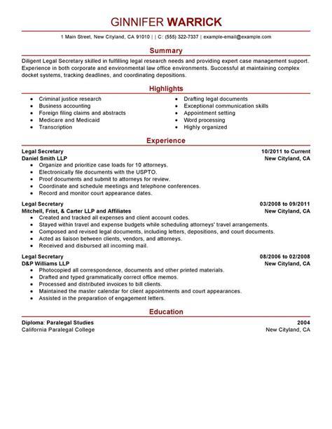 live careers best resume example livecareer