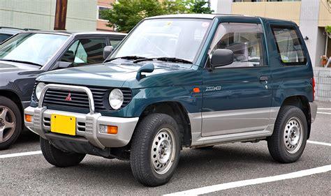 Mitsubishi Mini Car by The Mitsubishi Pajero Mini Has Become My Favorite Kei Car
