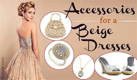 colors that go with beige stylishly stunning accessories that go with beige dresses
