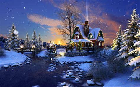 danlod white christmas  screensaver  build