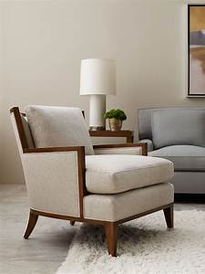 California Lounge Chair In The Honey Hued Low Sheen Sienna