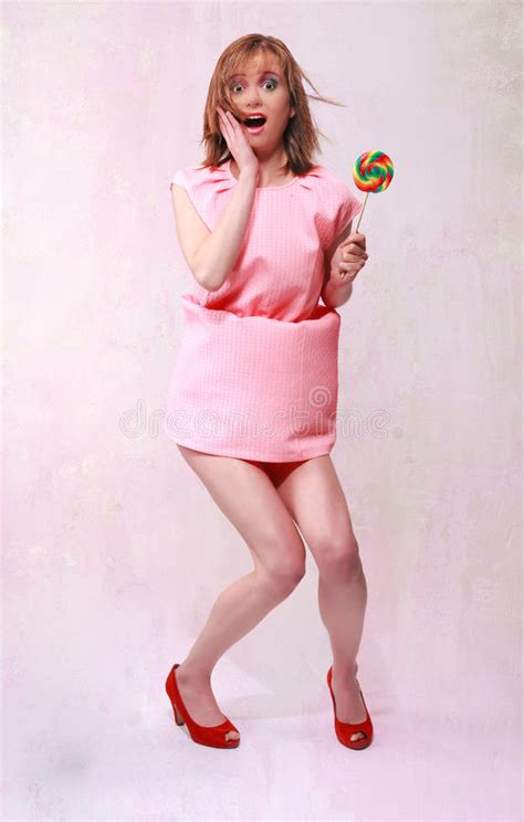 Embarrassing Moments Stock Image Image Of Lollipops