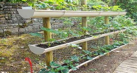 accesoire de cuisine faire un potager en carré ou suspendu dans le jardin sur